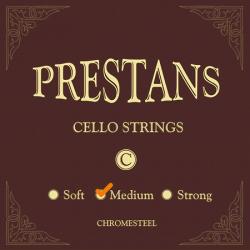 PRESTANS struna C do wiolonczeli 4/4 chromstall