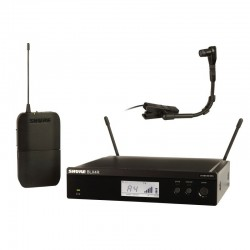 SHURE BLX14E/B98 wireless...