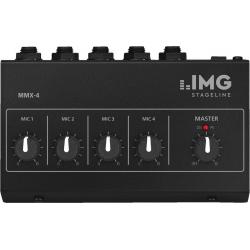 IMG Stage Line MMX-4 miniaturowy mikser mikrofonowy