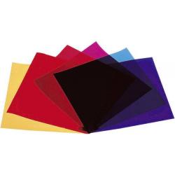 S/GEL arkusz  10901... Folia/Filtr kolorowy 24 x 24 cm, PAR 64, PAR 36, PAR 56