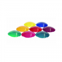 Filtr kolorowy do reflektora PAR-36