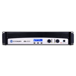 CROWN DSi 1000 power amplifier