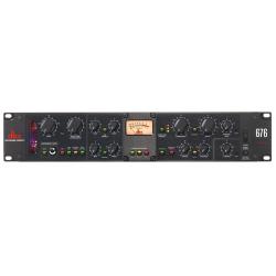 DBX 676 signal processor