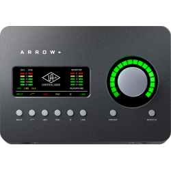 UNIVERSAL AUDIO Apollo TWIN MKII  QUAD interfejs audio, karta dźwiękowa