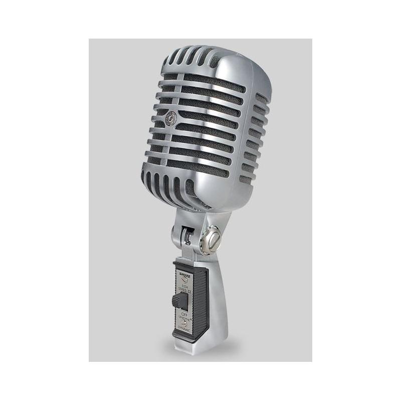 SHURE Super 55 mikrofon dynamiczny wokalowy Elvis