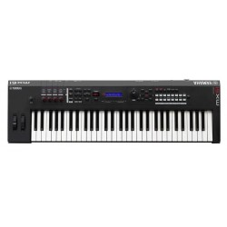 Yamaha MX 61 V2 syntezator 61 klawiszy ( BK, BU, WH )