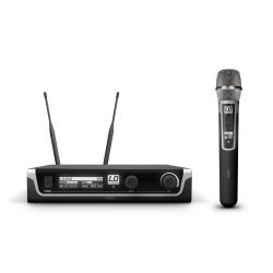 LD Systems U508HHC system bezprzewodowy z mikrofonem do ręki pojemnościowym