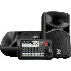 Yamaha STAGEPAS 400BT przenośny zestaw głośnikowy aktywny