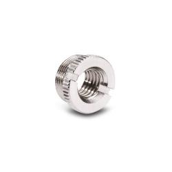 """Adam Hall D-800 redukcja-adaptor do uchwytu mikrofonowego gwint 5/8"""" na 3/8"""""""