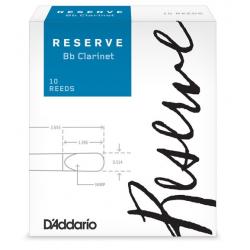 D'ADDARIO RICO Reserve stroiki do klarnetu B (opakowanie - 10 szt.)