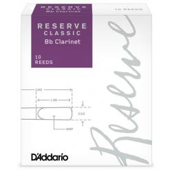 D'ADDARIO RICO Reserve Classic stroiki do klarnetu B (1 szt.)