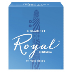 RICO ROYAL by D'ADDARIO stroiki do klarnetu B (1 szt.)