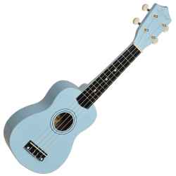 EVER PLAY UK 21 BLUE ukulele sopranowe