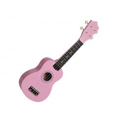 EVER PLAY UK 21 PINK ukulele sopranowe