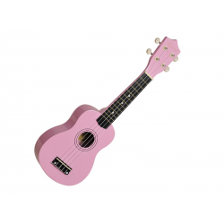 EVER PLAY UK 21 PINK ukulele sopranowe