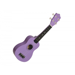 EVER PLAY UK 21 PURPURA ukulele sopranowe