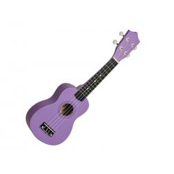 EVER PLAY UK 21 PURPURA ukulele sopranowe