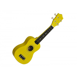 EVER PLAY UK 21 YELLOW ukulele sopranowe