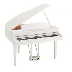 Yamaha Clavinova CLP-695GP WH fortepian cyfrowy