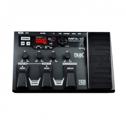NUX MFX 10 procesor gitarowy