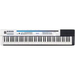 CASIO Privia PX-5S WE pianino cyfrowe stage piano