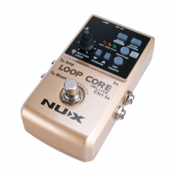 NUX LOOP CORE DELUXE BUNDLE Looper