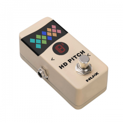 NUX NTU 2 HD PITCH Tuner gitarowy