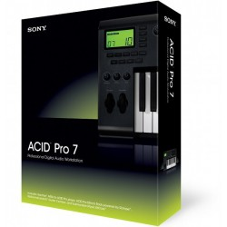 ACID Pro 7 - SONY program