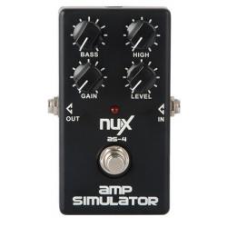 NUX AS 4 SIMULATOR efekt gitarowy