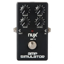 NUX AS 4 SIMULATOR efekt gitarowy