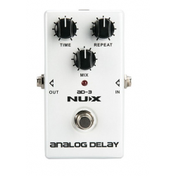 NUX AD 3 ANALOG DEALAY efekt gitarowy