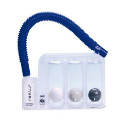Tri-Ball Breath Coach Spirometr do ćwiczeń oddechowych