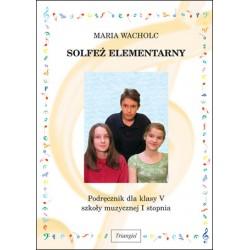 Elementary solfeż - Class V...