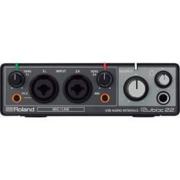 Rubix22 USB sound card