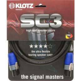 KLOTZ SC3-10SW kabel...