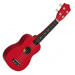 EVER PLAY UK 21 RED ukulele...