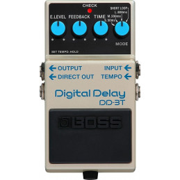 BOSS DD-3T DIGITAL DELAY...