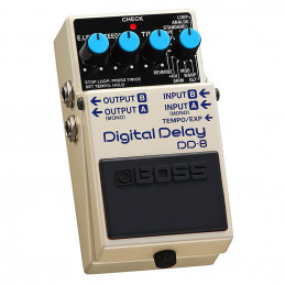 BOSS DD-8 DIGITAL DELAY...