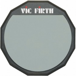 "VIC FIRTH PAD6 6"" drum pad"