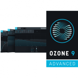 iZotope Ozone 9 Advanced -...