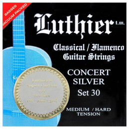 LUTHIER 30 SC struny do...