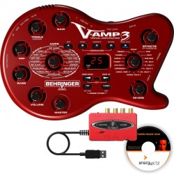 Behringer V-AMP 3 guitar...