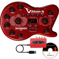 Behringer V-AMP 3 multiefekt gitarowy