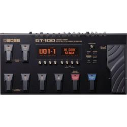 BOSS GT-100 guitar processor