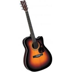 Yamaha FX-370C/TBS gitara...