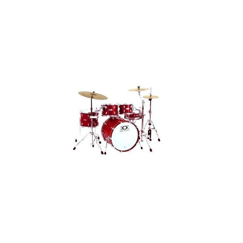 Drum Craft DCM808-22FU-AP seria 8 fusion perkusja akustyczna