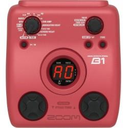ZOOM  B1 bass processor