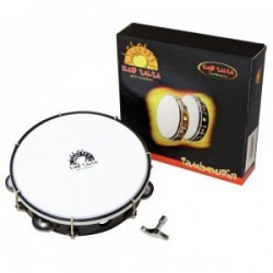 CLUB SALSA TAMBOURINE WITH...
