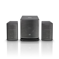 ld systems DAVE 12 G3 sound...