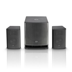 ld systems DAVE 15 G3 sound...